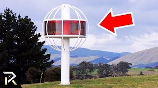 Download You'll Be Amazed At How This Strange House Was Built! But There's Only ONE Way To Get To It.. Video