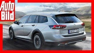 Download Opel Insignia Country Tourer (2017) Fahrbericht/Erklärung/Details Video
