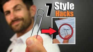 Download 7 GENIUS Style Hacks Every Guy Should Know! Video