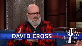Download David Cross Walks Out Of His Interview Video