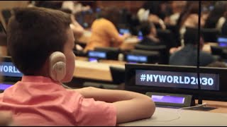Download MY World 2030: Engaging with the Sustainable Development Goals Video