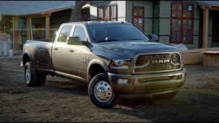 Download 2018 Ram 3500 Laramie | Product Features Video