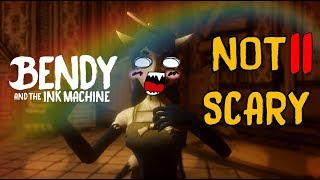 Download How to Make Bendy And The Ink Machine Not Scary (PART 11) *CHAPTER 4* Video