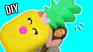 Download DIY WORLD'S LARGEST SQUISHY! How To Make A Giant Squishy! Video