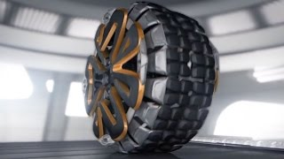 Download Hankook Tires — The Future Of Tire Design Video