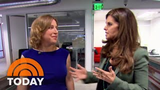 Download YouTube CEO Susan Wojcicki On Balancing Work And Family | TODAY Video