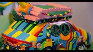Download dreams from Dubai | Toyota Dream Car Art Contest Video