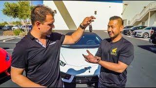 Download Buying 2 Lamborghini Huracans in 10 Minutes Video