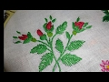 Download Hand Embroidery Flower Design by Amm Arts Video