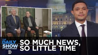 Download So Much News, So Little Time - The 2026 World Cup & Bill Clinton's Dodgy Interview | The Daily Show Video
