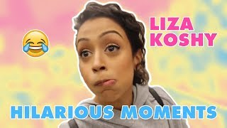 Download LIZA KOSHY BEST MOMENTS **HILARIOUS** Video