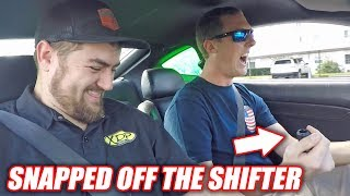 Download I Present To You the WORST 2nd Gear Shift EVER Recorded! Video