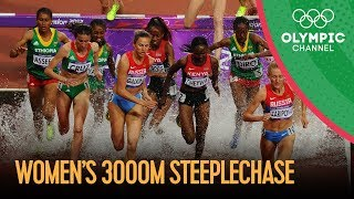 Download Women's 3000m Steeplechase - London 2012 Olympics Video