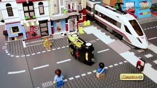 Download LEGO stop motion brick films compilation | 30 Minutes | brickfilm | short films | kiddiestv Video
