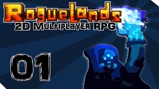 Download Roguelands Co-Op - Episode 01 - New Beginning [Multiplayer RPG | Let's Play] Video