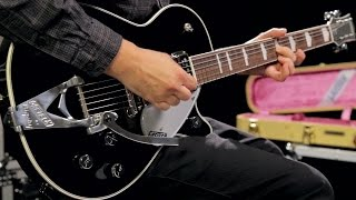 Download Gretsch Guitars G6128T George Harrison Duo Jet Electric Guitar Video