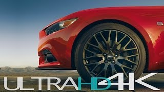 Download New Ford Mustang Videos EN 4K ULTRA HD Video