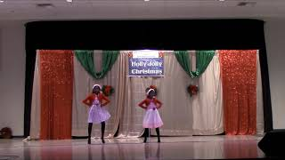 Download Holly Jolly Christmas 2017 - Girls Dance- Walking Around Video