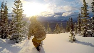 Download GoPro Snowboarding | Exploring the Backcountry (4K) Video