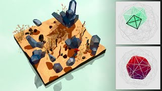 Download Designing a 4D World: The Technology behind Miegakure [Hide&Reveal] Video