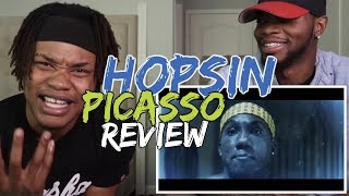 Download Hopsin - Picasso - REACTION/REVIEW Video