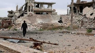 Download Syrian government forces retake more areas from rebels Video