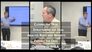 Download M&A Professional Certificate | NYIF on edX | Course About Video Video