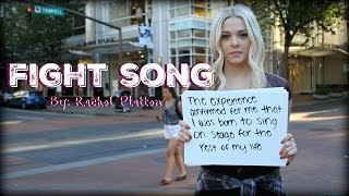 Download Rachel Platten, ″Fight Song″ - Cover By Lovey James Video