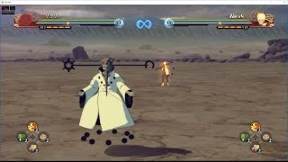 Download NSUNS4 (PC) MOD Hagoromo the Sage of Six Path Video