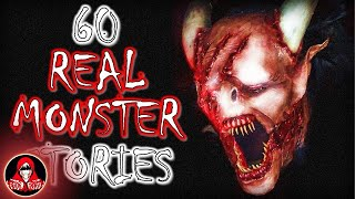 Download 60 TRUE Stories of Real Monsters | Bigfoot, Werewolves, Aliens and More - Darkness Prevails Video