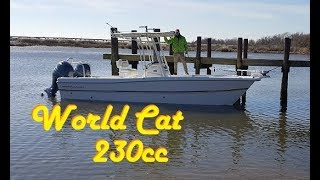 Download World Cat 230cc Walk-Thru (Fully Equipted) Video