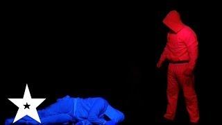 Download Игра света и тени от ″ЮДИ″ - Україна має талант-6 - Кастинг в Киеве Video