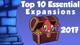Download Top 10 Essential Expansions Video