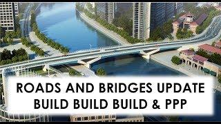 Download PHILIPPINE ROADS AND BRIDGES CONSTRUCTION UPDATE Video