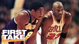 Download Kobe Bryant Was The 'Greatest Basketball Player'   First Take   April 20, 2017 Video