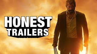 Download Honest Trailers - Logan (Feat. Deadpool) - 200th Episode!! Video