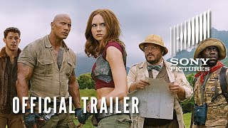 Download JUMANJI: WELCOME TO THE JUNGLE - Official Trailer #2 Video