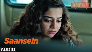 Download Saansein Full Audio Song | Karwaan | Irrfan Khan, Dulquer Salmaan, Mithila Palkar | Prateek Kuhad Video