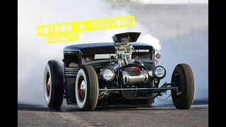 Download Best of Hot Rod & Custom BURNOUTS at C&C ( PURE SOUND ) Blown Tires!! Video