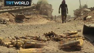 Download The Fight for Mosul: Iraqi forces battle Daesh in Old City Video