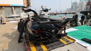 Download The $2.7Million Batmobile that is Pagani's Worst Nightmare Video