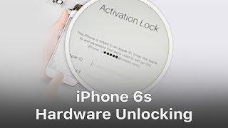 Download iPhone 6s Hardware Unlock / Bypass iCloud Video