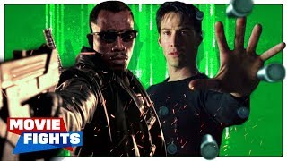 Download What is the Most Badass Movie Scene Of All Time? MOVIE FIGHTS (JTE VS JAY) Video