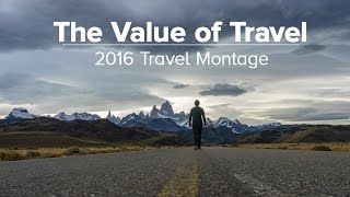 Download The Value of Travel - 2016 Travel Montage (feat. Rick Steves) Video