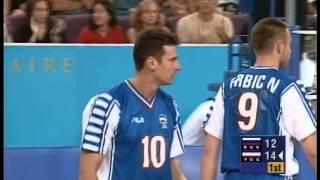 Download Sidnej 2000, Olimpijsko zlato odbojkasa SR Jugoslavija - Rusija 3:0 Video