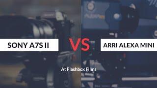 Download Sony a7S II vs ARRI Alexa Mini Video