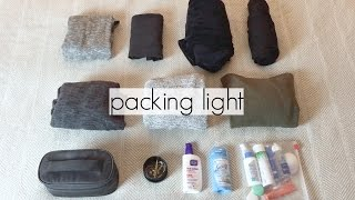 Download Packing Light: 4 Day Weekend Video