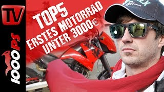 Download Top 5 - Mein erstes Motorrad unter 3000 Euro Video