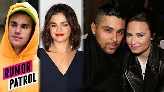 Download Justin Bieber & Selena Aren't Actually Over? - Demi Lovato Can't Talk to Wilmer? (Rumor Patrol) Video