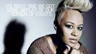 Download Emeli Sandé - Read All About It (pt III) [Lyrics On Screen] Video